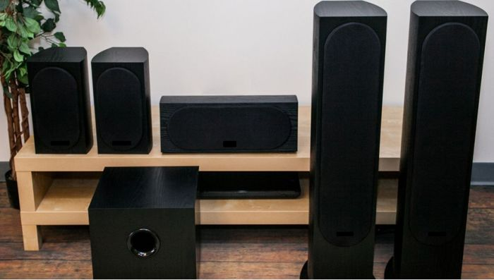 Best Home Theater Speakers in India
