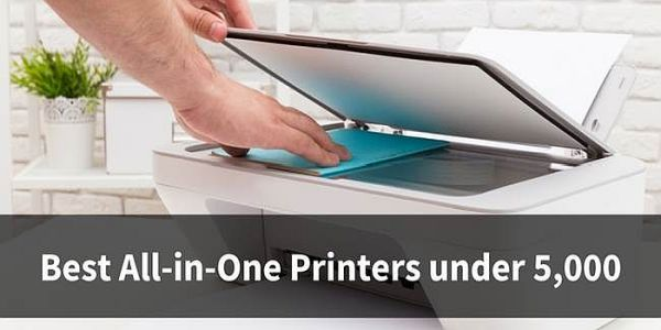 Best Printers for Home Use Under 5000 Rs. in India
