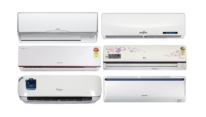 Best Split Air Conditioners (AC) for Home in India