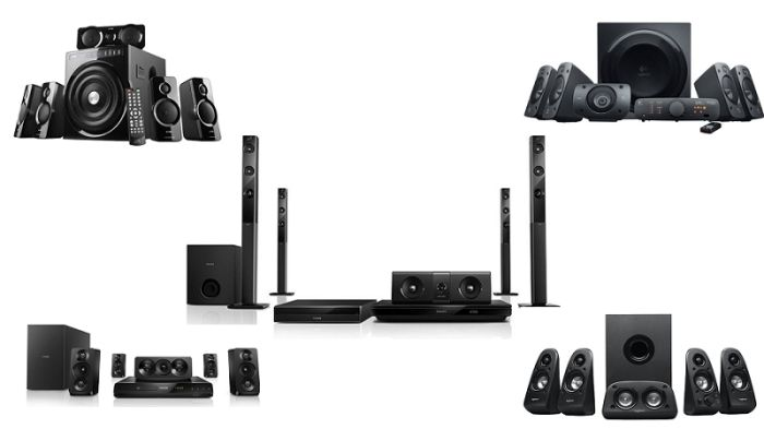 Best 2.1 Home Theater Systems in India
