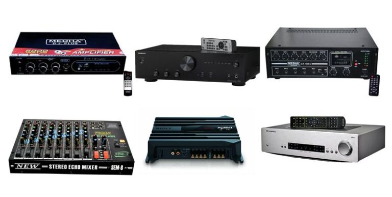 Best Amplifiers for Home in India