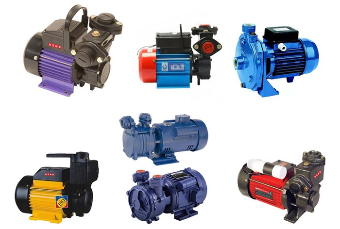 Best Water Motors for Home in India
