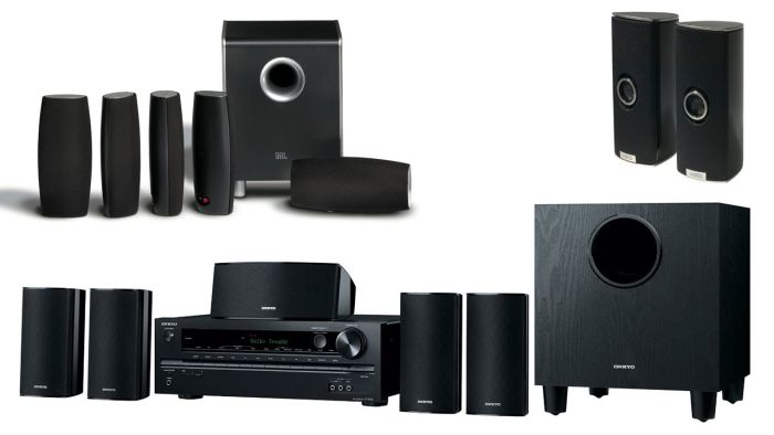 Best 5.1 Home Theater Speakers in India