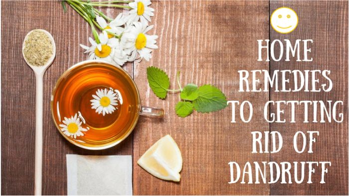 Best Home Remedies for Dandruff