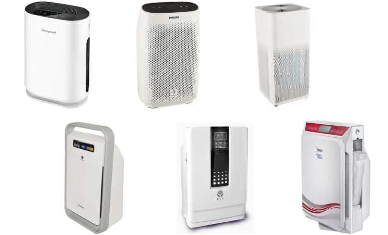 Best Air Purifiers for Home Use in India