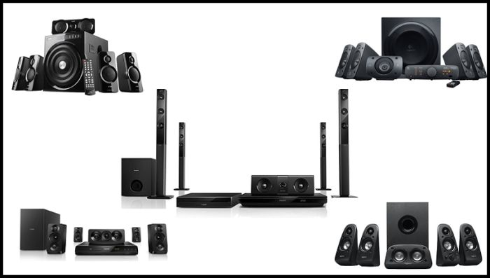 Best Home Theaters Under 2000 in India